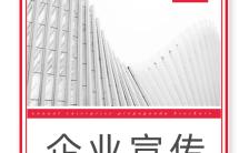 高端简约大方大气企业宣传画册H5模板缩略图