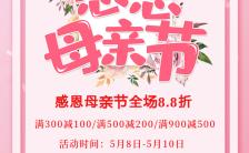 5.9母亲节活动促销节假日营销宣传H5模板缩略图