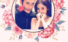 欧美浪漫温馨花朵元素时尚简约高端清新婚礼邀请函缩略图