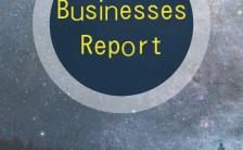 商务企业工作报告英文H5模板缩略图