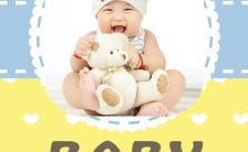 宝宝相册成长记录H5模板缩略图