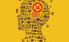 创意黄色简约个人求职简历H5模板缩略图