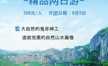 简约自然春游记老年团两日精品游度假村缩略图