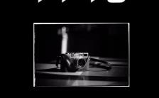黑白色系极简风简约时尚电子相册照片集模板缩略图