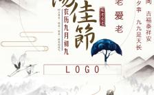 重阳节活动中国风敬老感恩祝福节日风俗文化介绍缩略图