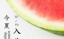水果促销开业宣传海报缩略图