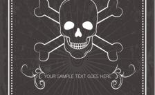 创意简笔手机海报缩略图