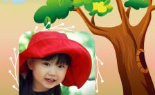 宝宝心语 儿童相册模板缩略图