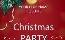 圣诞派对手机海报缩略图